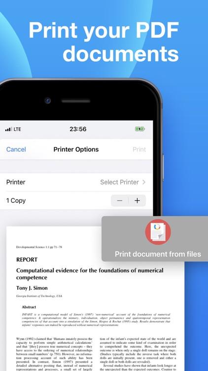 iPrint - Smart Printer Scanner screenshot-4