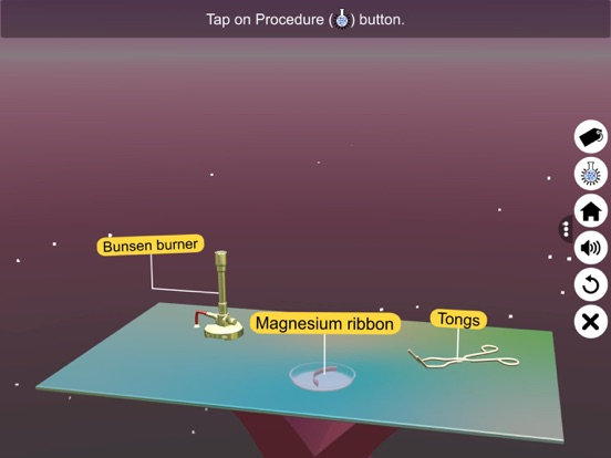 Chemical Reaction: State & Gas screenshot 11
