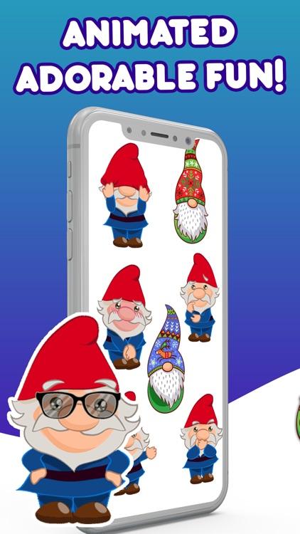 Best Garden Gnome Emojis screenshot-3
