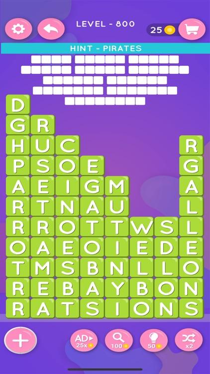 Words Wizardry - Word Search screenshot-5