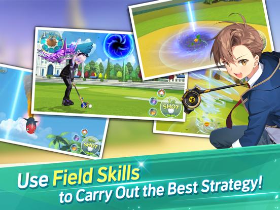 Birdie Crush: Fantasy Golf screenshot 9