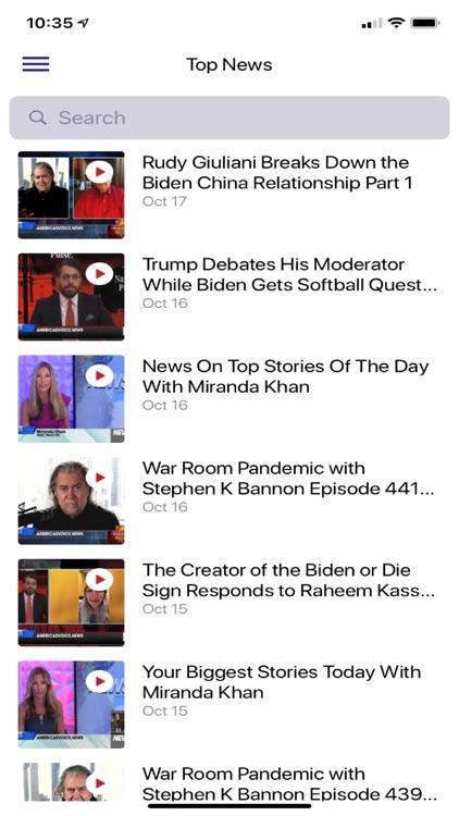America's Voice screenshot-5