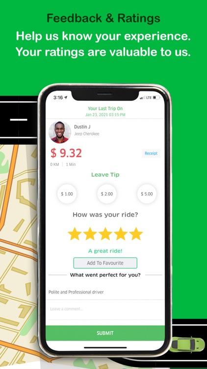 ZoomZoom : Car Booking Online screenshot-5