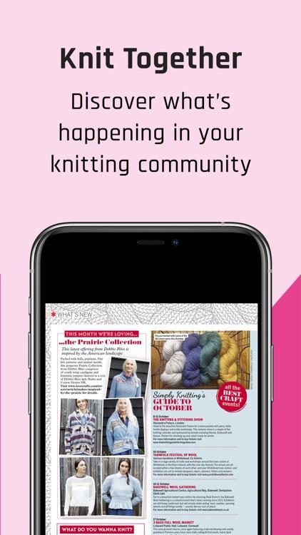 Simply Knitting Magazine screenshot-3
