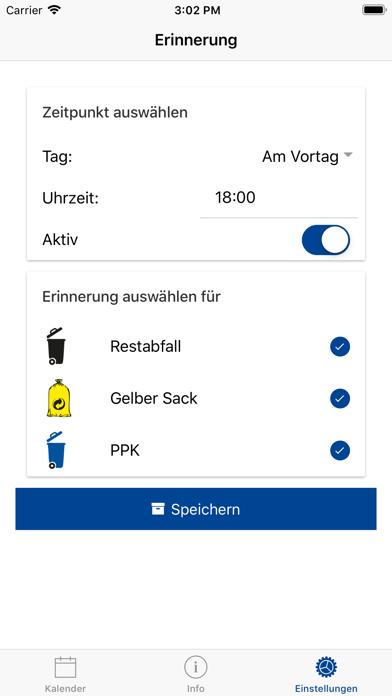Abfall App SM-MGN screenshot 4
