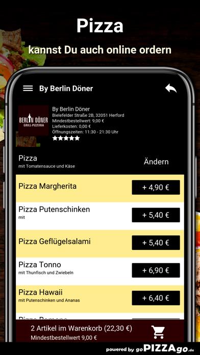 By Berlin Döner Herford screenshot 5