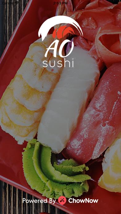 AO SushiScreenshot of 1