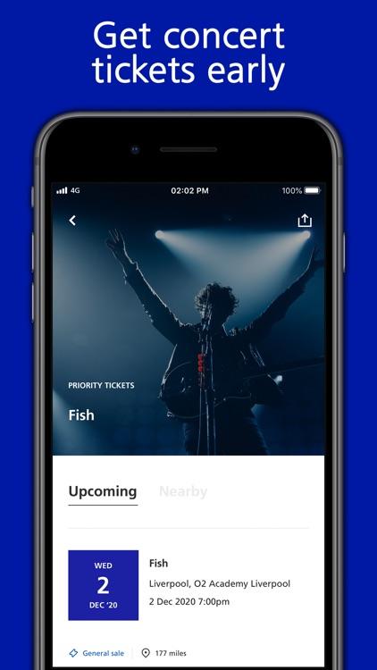 Priority - Tickets & Perks screenshot-7