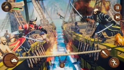 Sea Pirates Battle Action RPG screenshot 1