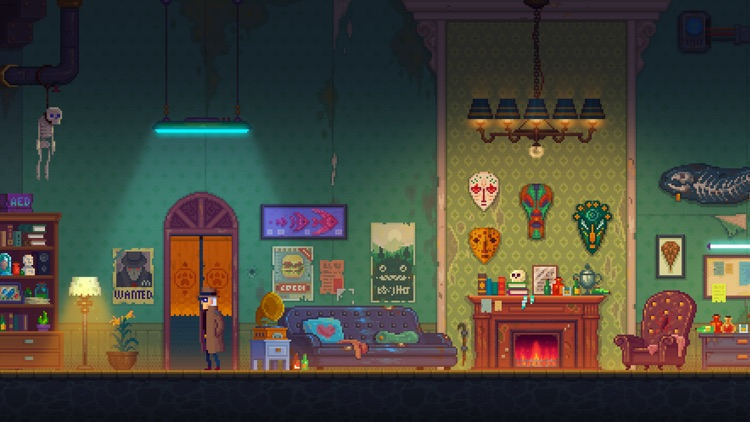 Tales of the Neon Sea screenshot-3