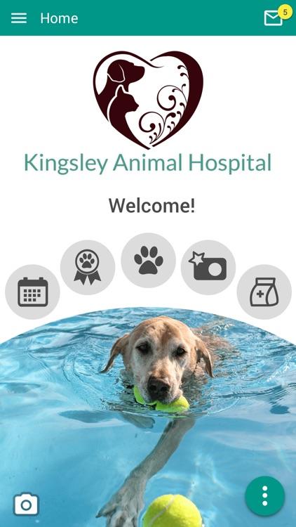 Kingsley Animal Hospital