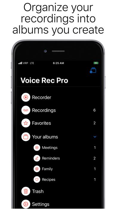 Voice Rec Proのおすすめ画像3
