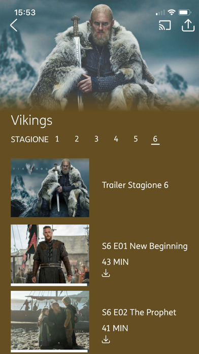 Screenshot of TIMVISION5