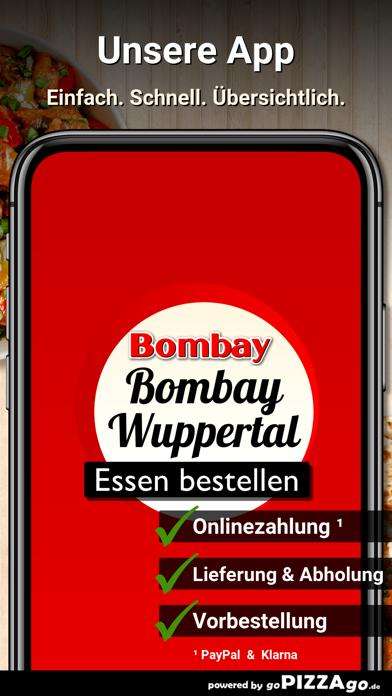 Restaurant Bombay Wuppertal screenshot 1