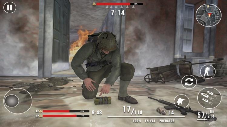 World War 2 Battlefield screenshot-3
