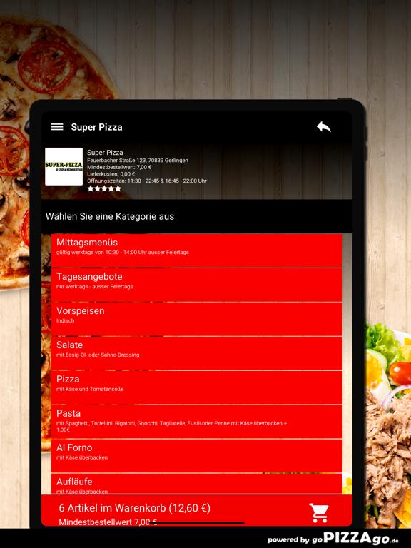 Super Pizza Gerlingen screenshot 8