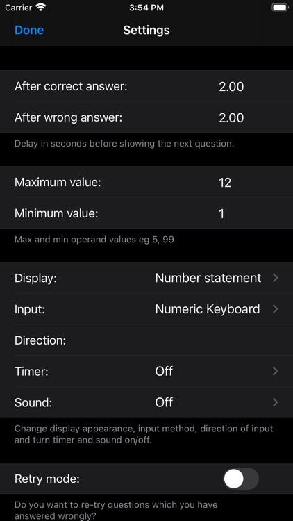 Basic Math screenshot-9