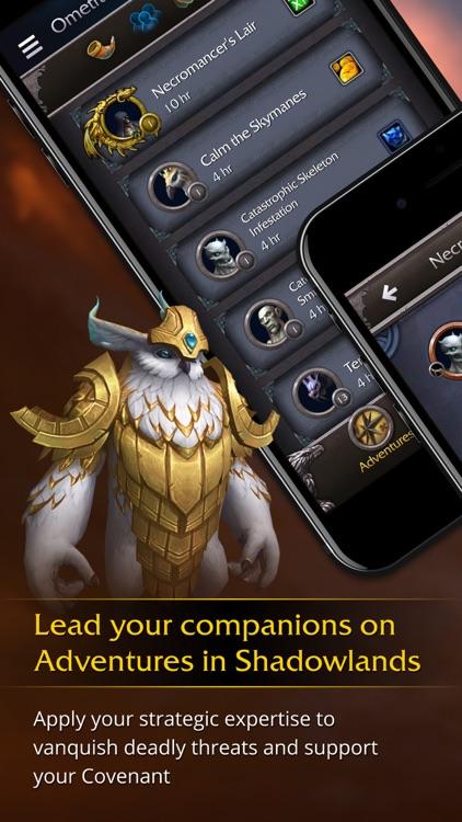 WoW Companion screenshot-0