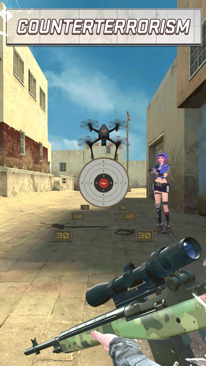 Shooting World 2 - Gun Shooter screenshot-4