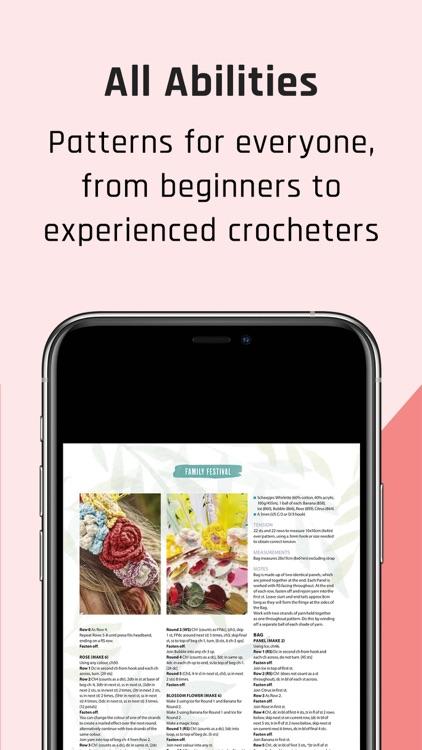 Simply Crochet Magazine screenshot-5