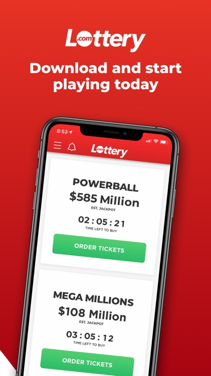 Lottery.com - Play the Lottery screenshot-5