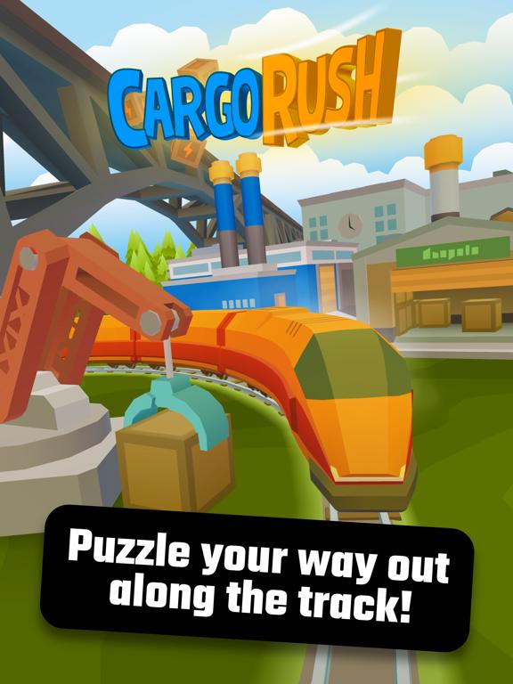 Cargo Rush screenshot 6