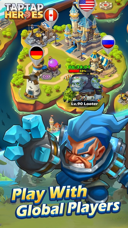 Taptap Heroes:Void Cage screenshot-4