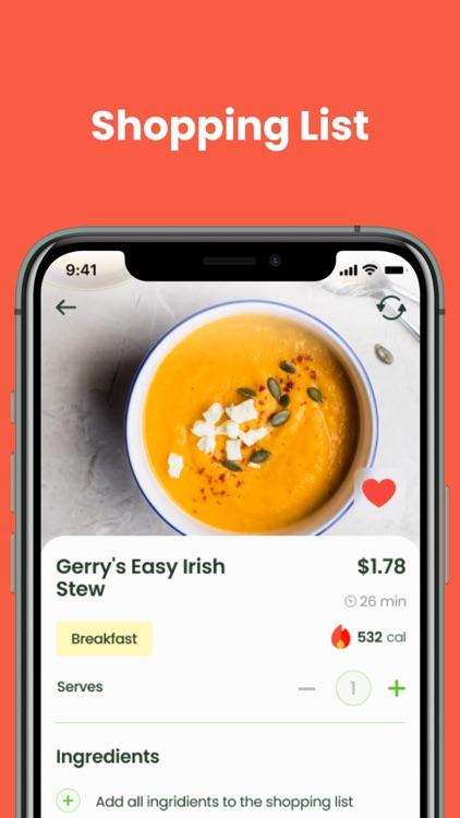 Dash Diet Plan & Food Tracker screenshot-6