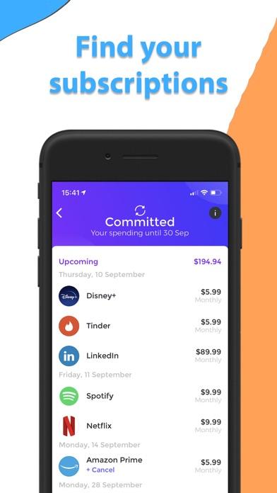 Emma - Budget Planner Tracker Screenshot