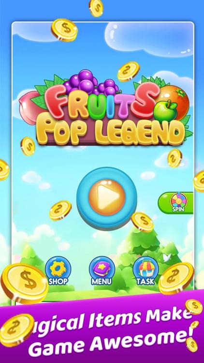 Fruit Pop Legend+ screenshot-3