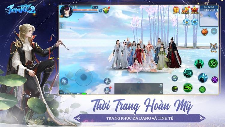Thiện Nữ 2 - 4th Anniversary screenshot-4