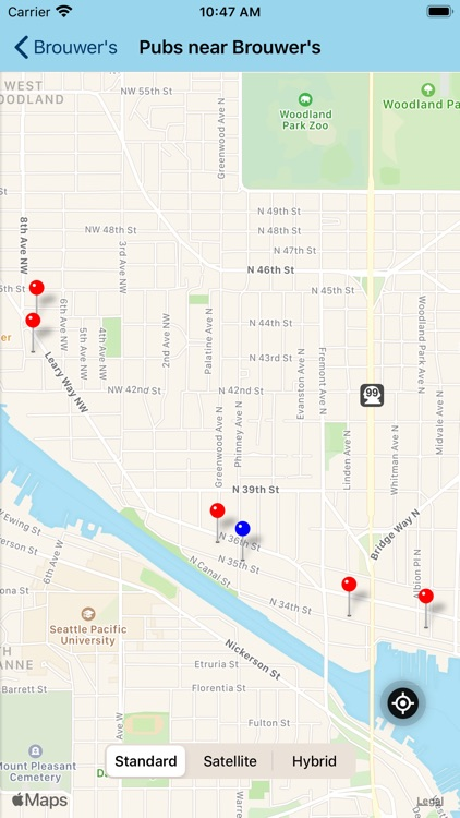 Beer Guide Seattle screenshot-5