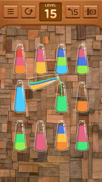 Liquid Sort Puzzle- Water Sort screenshot 5