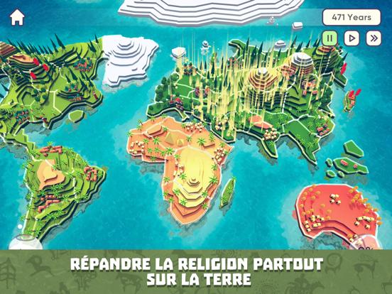 Dieu Simulateur. Religion Inc.