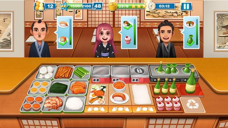 Crazy Cooking Chef: Fever Game screenshot-7