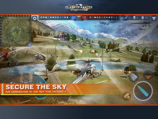 Clash of Panzerのおすすめ画像7