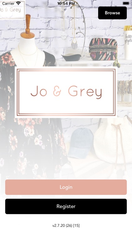 Jo and Grey
