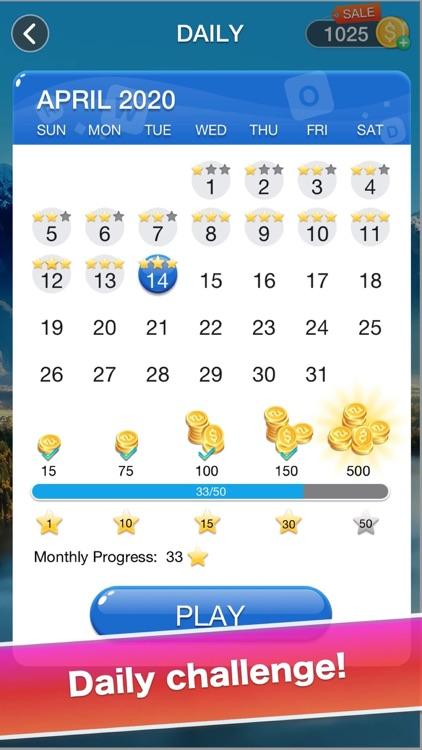 Word Combo - Crossword game screenshot-7