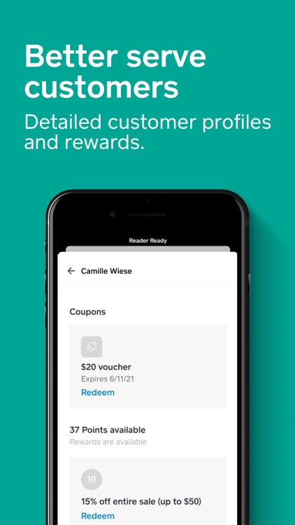Square: Retail Point of Sale screenshot-4