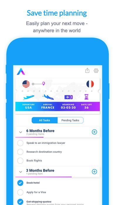 Avvinue: Moving Checklist+ Pro screenshot 1