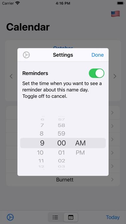 Name-days screenshot-9