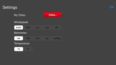 Tile Weather Lite screenshot 2