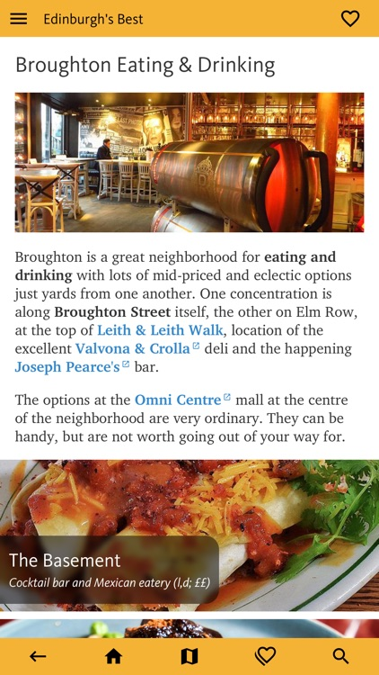 Edinburgh's Best: Travel Guide screenshot-8