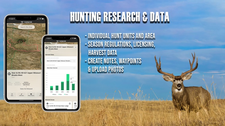 FarWide: Hunt, Fish, Explore screenshot-4