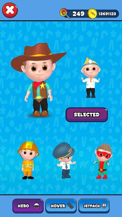 Vlad & Niki Run screenshot-4