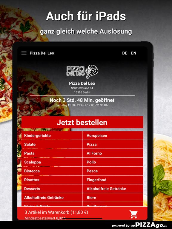 Pizza Del Leo Berlin screenshot 7