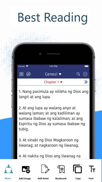 Tagalog Bible Pro (Ang Biblia)