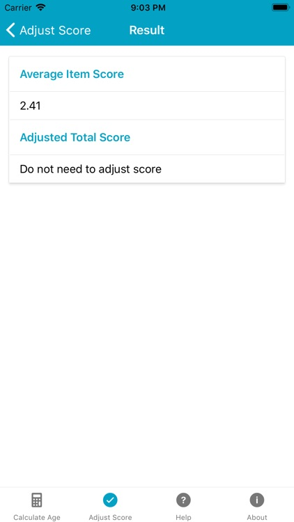 ASQ Age & Score Calculator screenshot-3