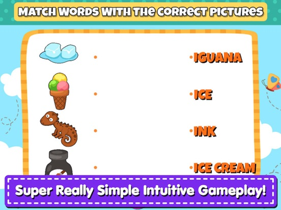 Match Words To Pictures screenshot 15