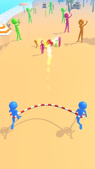 Rope Throw screenshot 4